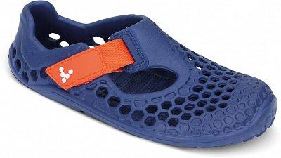Dětská vycházková obuv Vivobarefoot Ultra K Eva Blue