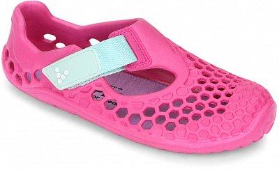 Dětská vycházková obuv Vivobarefoot Ultra K Eva Pink