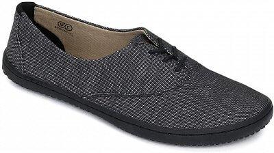 Dámská vycházková obuv Vivobarefoot Joy L Canvas Black