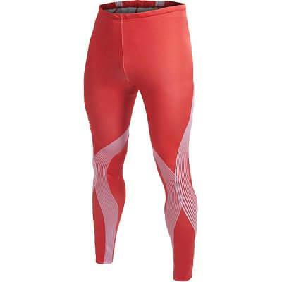Kalhoty Craft Kalhoty SMU XC červená