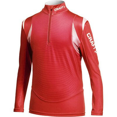 Trička Craft Top SMU XC červená