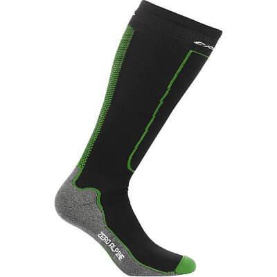 Ponožky Craft Podkolenky Active Alpine černá