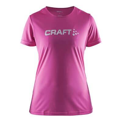 Trička Craft W Triko Prime Logo růžová