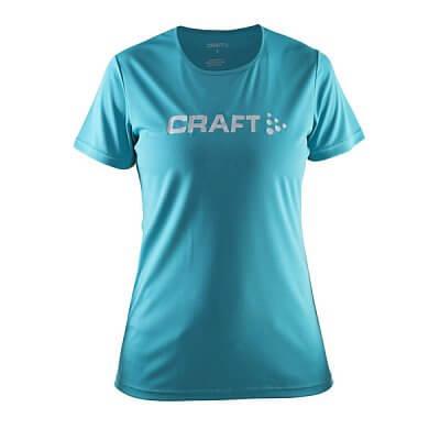 Trička Craft W Triko Prime Logo zelená