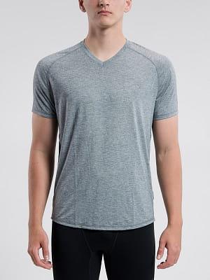 Pánské běžecké tričko Saucony Freedom V-Neck