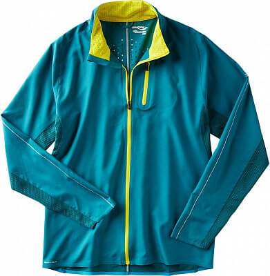 Pánská běžecká bunda Saucony Speed of Lite Jacket