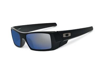 Sluneční brýle Oakley Gascan Matte Black w/Ice Iridium Polar