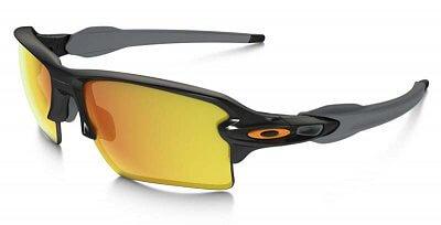 Sluneční brýle Oakley Flak 2.0 XL Polished Black w/Fire Iridium