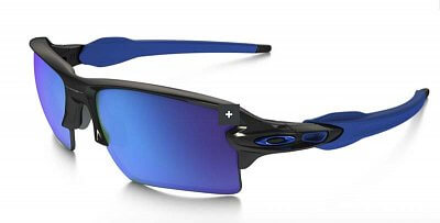 Sluneční brýle Oakley Flak 2.0 XL Polished Black w/Sapphire Iridium