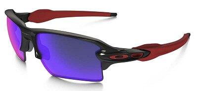 Sluneční brýle Oakley Flak 2.0 XL Polished Black w/+ Red Iridium