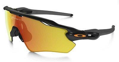 Sluneční brýle Oakley Radar EV Polished Black w/Fire Iridium