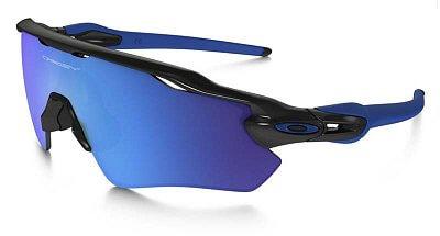 Sluneční brýle Oakley Radar EV Polished Black w/Sapphire Irid