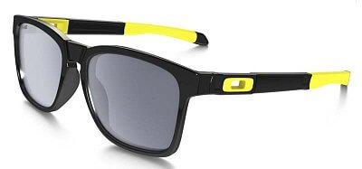 Sluneční brýle Oakley Catalyst VR46 Polished Black  w/Grey