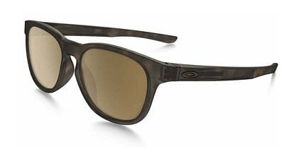 Sluneční brýle Oakley Stringer Matte Brown Tortoise w/ Dark Bronze