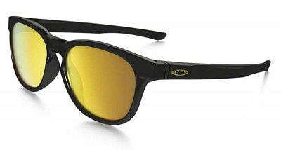 Sluneční brýle Oakley Stringer Polished Black w/ 24K Iridium