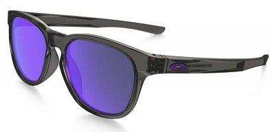 Sluneční brýle Oakley Stringer Grey Smoke w/ Violet Iridium