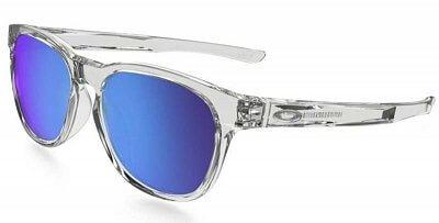 Sluneční brýle Oakley Stringer Polished Clear w/ Sapphire Iridium