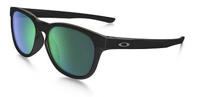 Sluneční brýle Oakley Stringer MateBlk w/ Jade Irid