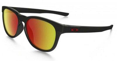 Sluneční brýle Oakley Stringer MateBlk w/RubyIrd
