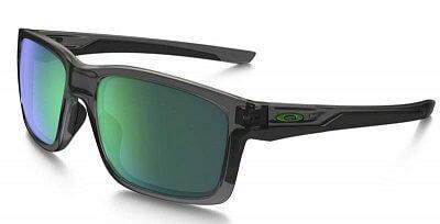Sluneční brýle Oakley Mainlink Grey Smoke w/ Jade Iridium