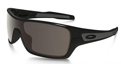 Sluneční brýle Oakley Turbine Rotor Polished Blk w/WarmGry