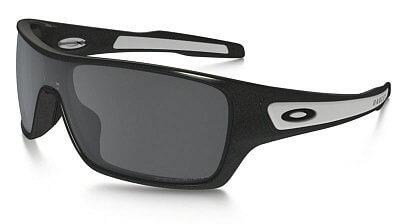 Sluneční brýle Oakley Turbine Rotor Granite w/BlkIrdPolar