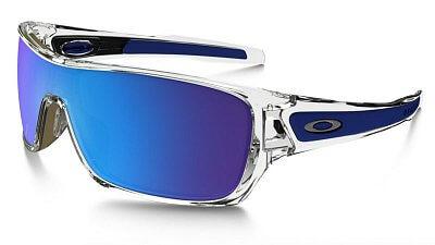 Sluneční brýle Oakley Turbine Rotor Pol Clear w/Sapphire Irid