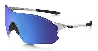 Sluneční brýle Oakley EVZero Path Silver w/SapphireIrd
