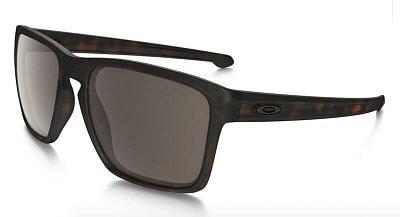 Sluneční brýle Oakley Sliver XL Matte Brown Tort w/ Warm Grey