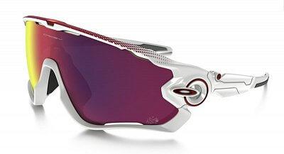Sluneční brýle Oakley Jawbreaker TdeF White w/ PRIZM Road