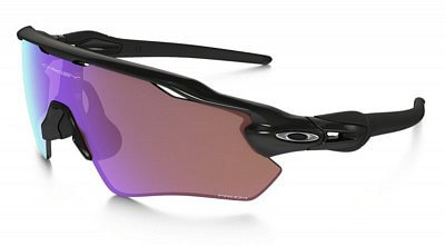 Sluneční brýle Oakley Radar EV Polished Black w/ PRIZM Golf