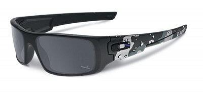 Sluneční brýle Oakley IH Crankshaft Matte CarbonCamow/BlkIrid