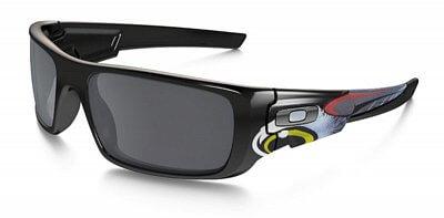 Sluneční brýle Oakley CRANKSHAFT  POLISHED BLACK BLACK IRIDIUM