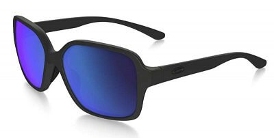Oakley Proxy Pol Matte black w/ Sapphire Iridium