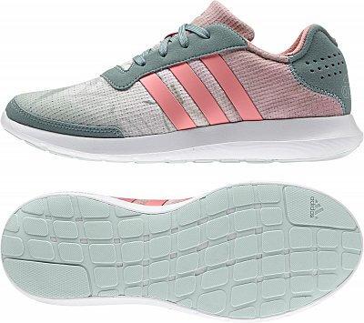 Dámské běžecké boty adidas element refresh MP w