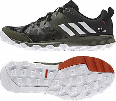 Pánské běžecké boty adidas kanadia 8 tr m