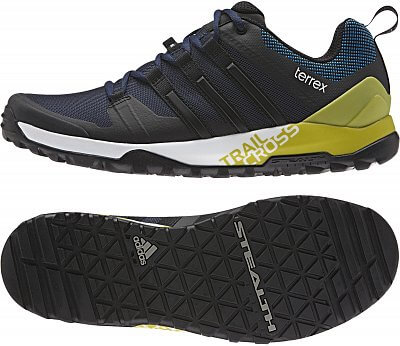 Pánské běžecké boty adidas TERREX TRAIL CROSS SL