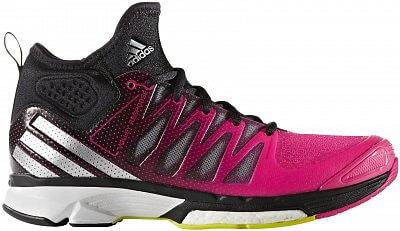 Dámská volejbalová obuv adidas Volley Response Boost 2.0 Mid