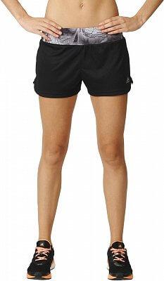 Dámské běžecké kraťasy adidas M10 Short Woven 3S