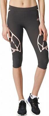 Dámské běžecké kalhoty adidas adizero Sprintweb 3/4 Tight w