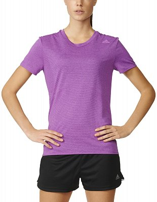 Dámské běžecké tričko adidas Supernova Short Sleeve Tee w