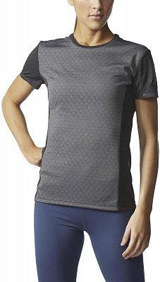 Dámské běžecké tričko adidas Supernova Climachill Short Sleeve Tee w