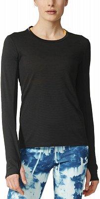 Dámské běžecké tričko adidas Supernova Long Sleeve Tee w