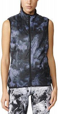 Dámská běžecká vesta adidas Run Vest