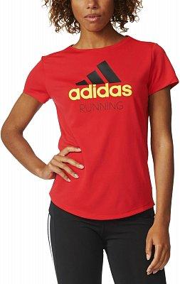 Dámské běžecké tričko adidas Performance Logo