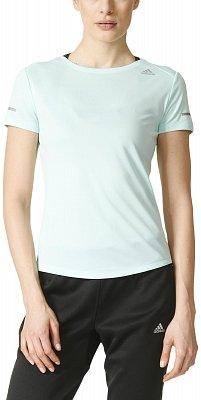 Dámské běžecké tričko adidas Sequencials Climalite Run SS T w