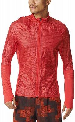 Pánská běžecká bunda adidas adizero Track Jacket m