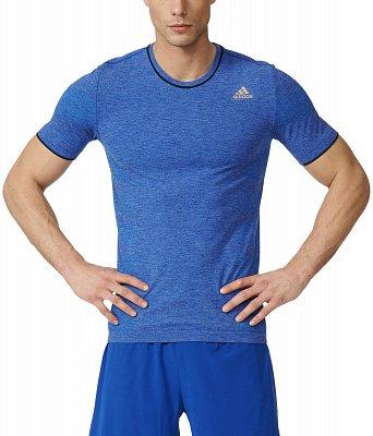 Pánské běžecké tričko adidas adistar Woolprimeknit SS Tee