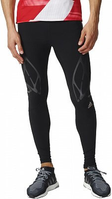 Pánské běžecké kalhoty adidas adizero Sprintweb Long Tight m