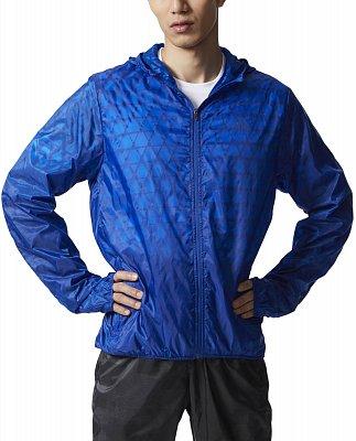 Pánská běžecká bunda adidas Kanoi Transparent Jacket